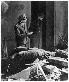 Ultima fotografie cu Adolf Hitler prezentandu-l exact cum relata chiar Sven Hassel