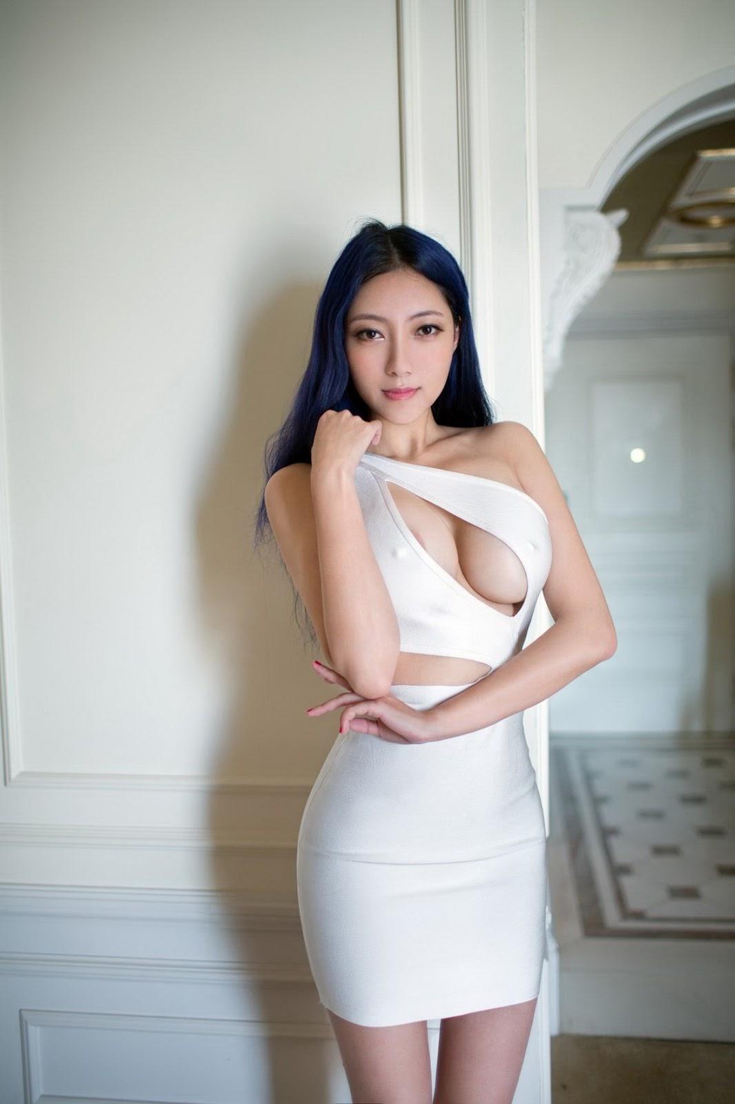 TUI GIRL 048 Song Guo Er 松果儿 (40 Pict + Video)