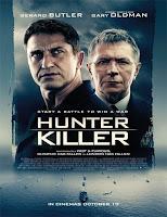 Poster de Hunter Killer (Misión submarino)