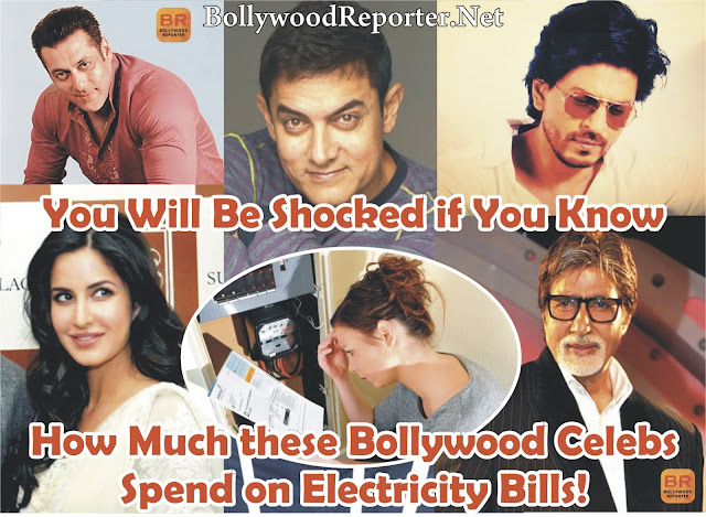 Bollywood Celebs & Their Electricity Bills!