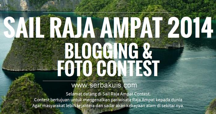 Kontes Blog & Foto Berhadiah Utama 2 SONY XPERIA