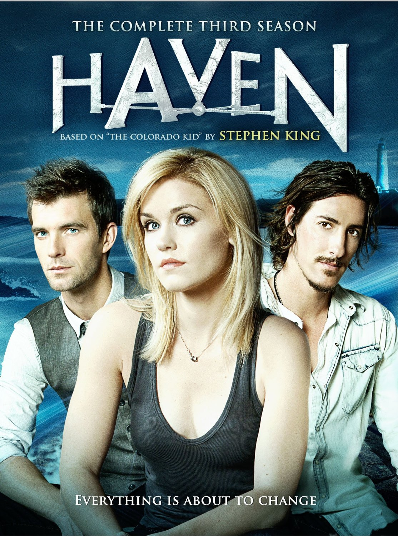 Haven, Maine Season 3 Dvd & Bluray Release Date
