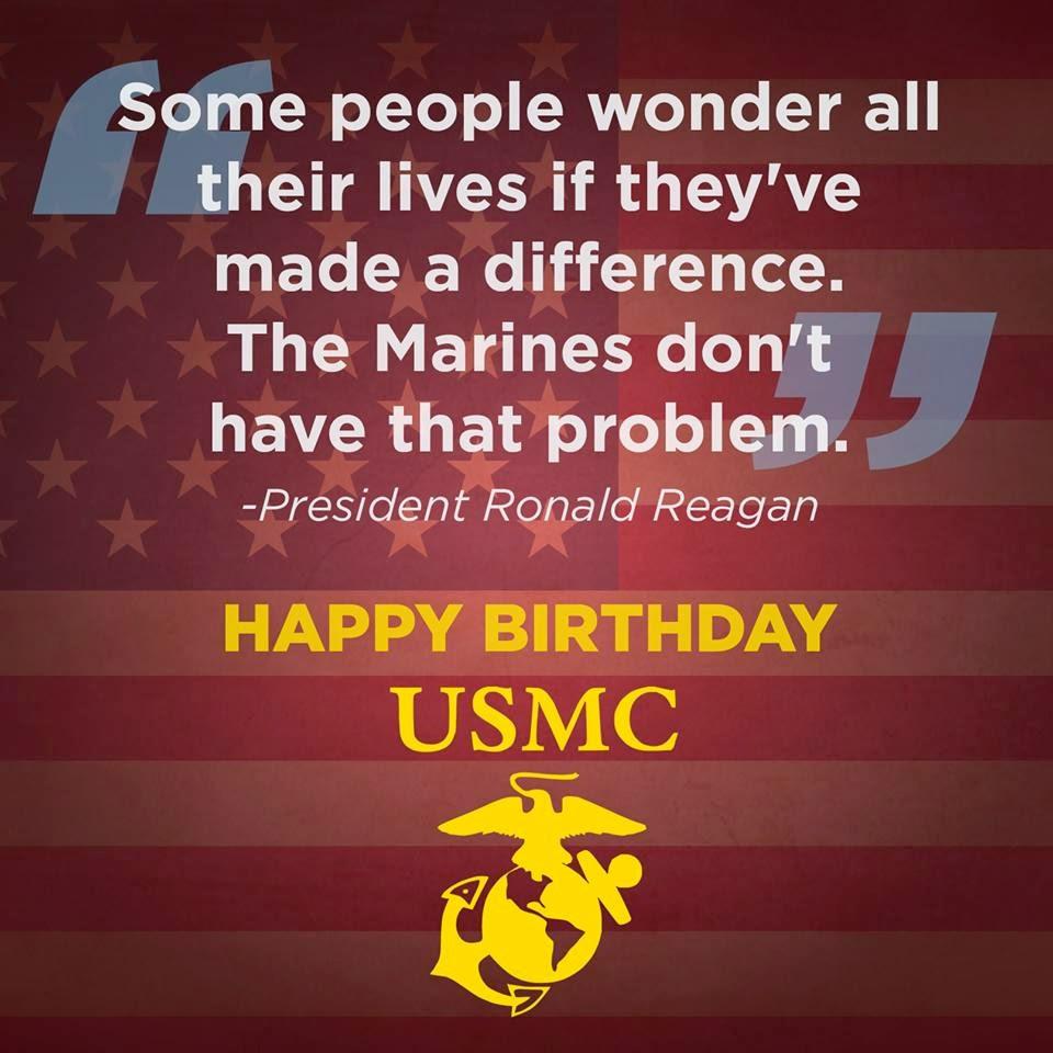 Assoluta Tranquillita: Video: Happy Birthday, Marines
