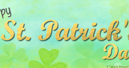 Free Printable- My Gift To You On St. Patrick's Day