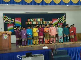Sambutan Maulid Rasulallah Saw Smk Bandar Tenggara 2017