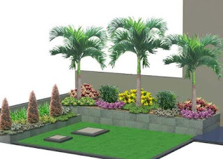 Desain Taman Surabaya - tukngtamansurabaya 27