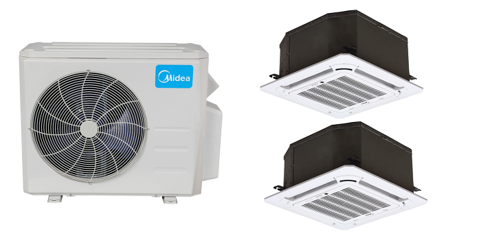 All New Mini Split Ductless HeatPump Systems: March 2018