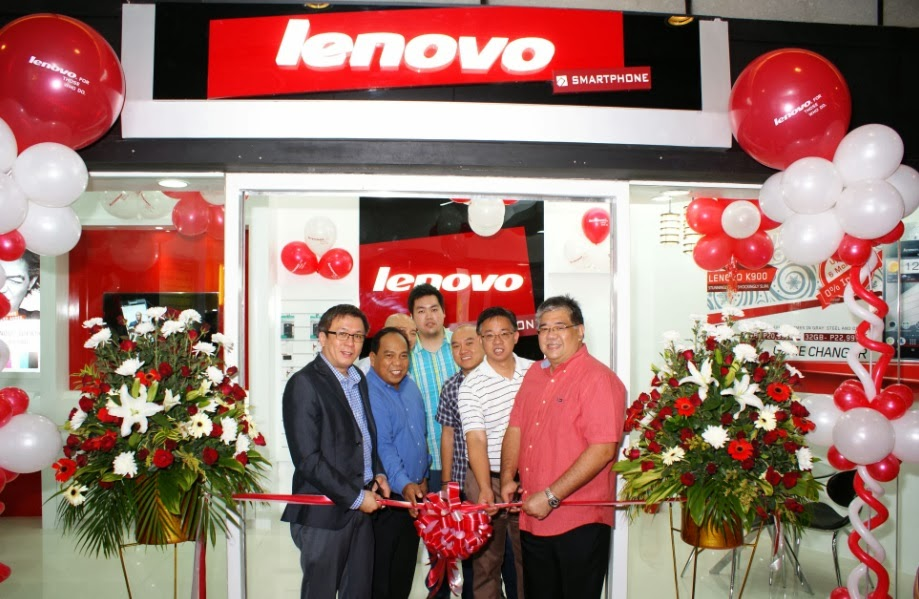 Lenovo Mobile Exclusive Store Glorietta 3