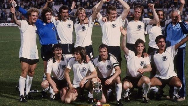 Euro 1980: O bicampeonato da Alemanha
