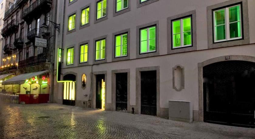 Hoteles de dise o gat rossio lisboa interiorismo for Hoteles de diseno en portugal
