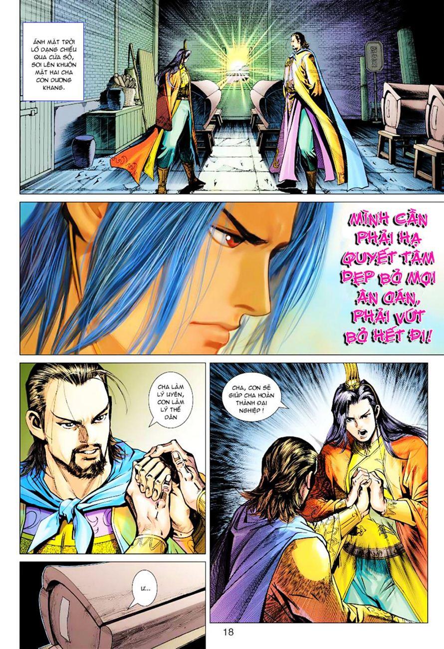 Anh Hùng Xạ Điêu anh hùng xạ đêu chap 38 trang 17