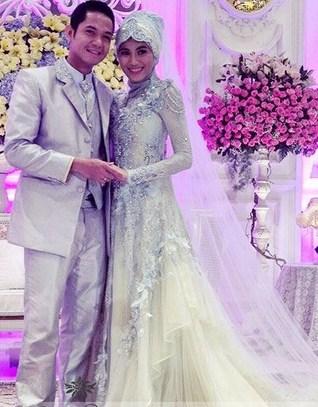 Model Gaun Pengantin Muslim Modern Terbaru