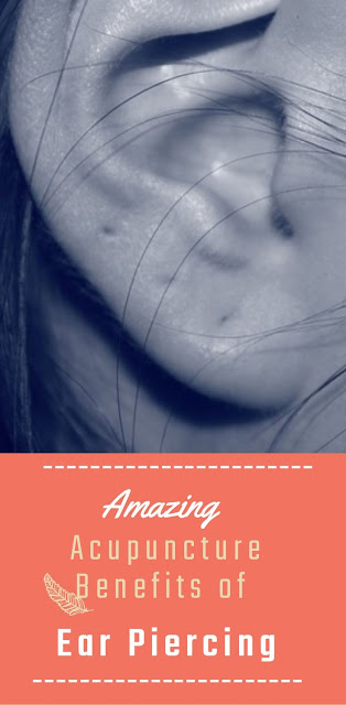 ear piercing benefits