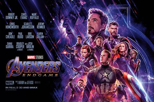 Film Avengers: Endgame Bioskop