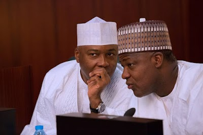 Resign now or get the boot, Akpabio Advises Saraki, Dogara