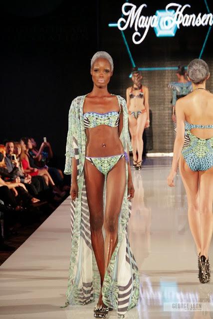 Maya Hansen Fashion   ©George Leon/filmcastlive