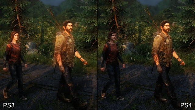 the last of us comparativa ps3 ps4