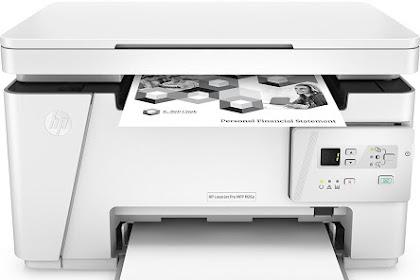 Driver Stampante HP LaserJet Pro M26a Download  Installazione Gratuita Per Windows