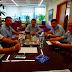Συνεργασία του Δημάρχου Καλλιθέας με τις Αστυνομικές Αρχές για θέματα τήρησης της οργάνωσης και της ασφάλειας της πόλης.