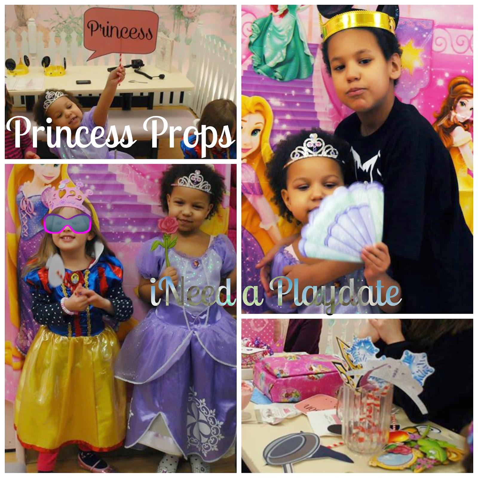 princess prop pictures