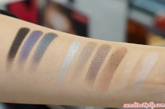 PUPA Milano, Make Up Stories, SASA Malaysia, Makeup Workshop, Eyeshadow palette, Hot Flame, Cosmic Queen,