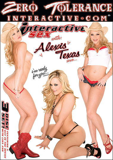 Interactive Sex With Alexis Texas [Disco 1] [2010] [DVD9] [NTSC] [Resubido]