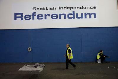 Skotlandia Kembali Minta Referendum Kemerdekaan dari Inggris
