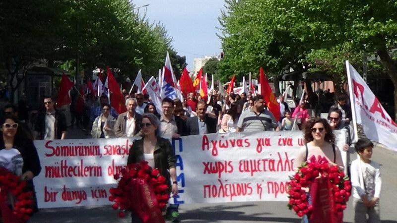 Αλεξανδρούπολη: Μαζική και μαχητική απεργιακή συγκέντρωση του ΠΑΜΕ