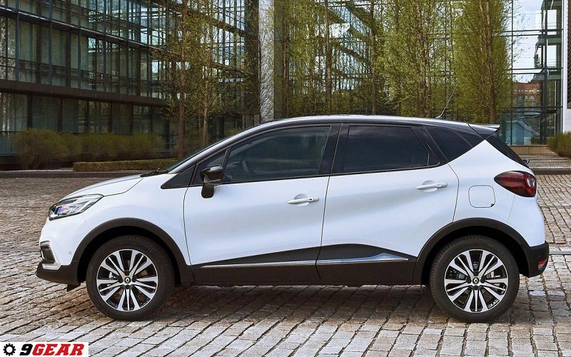 2018 renault captur.  renault renault has also added an initiale paris trim level portraying the capturu0027s  aim to move into a more premium territory this version will be available with  in 2018 renault captur i