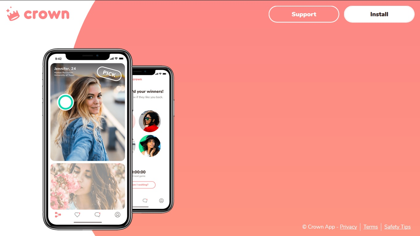 crown online dating Sam yagan, now ceo of shoprunner, used to be the king of online dating in his seven-year tenure as ceo of match group,  as it is now match group's crown jewel that led him to the lesson.