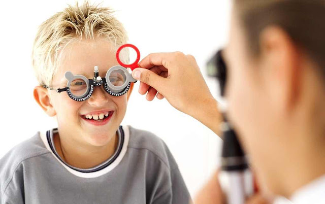 اختبار قوة البصر