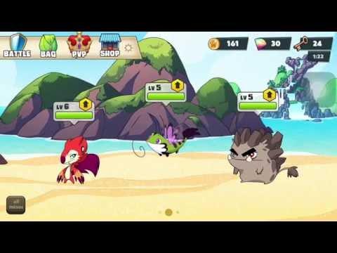 Mino Monsters 2: Evolution v4.0.104 Apk Mod [Dinero]