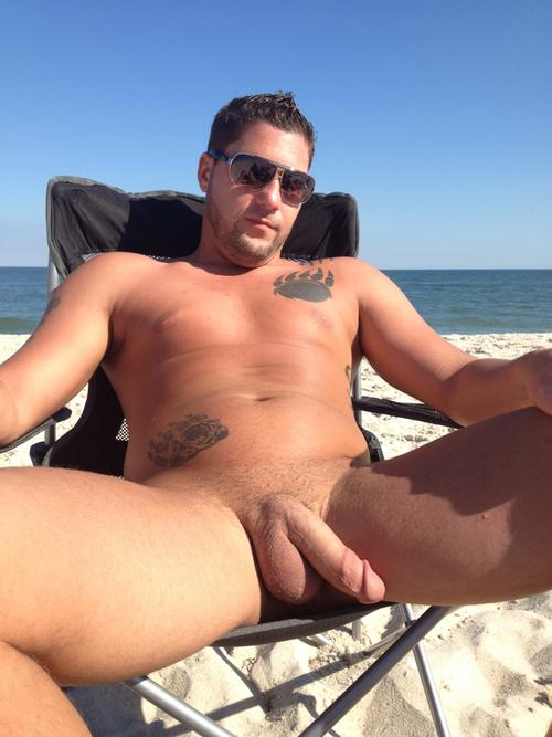 Naked On The Beach Photos