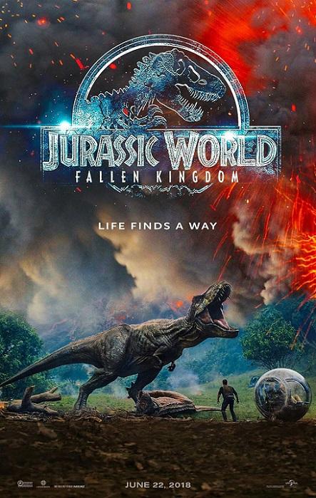 Jurassic World: The Fallen Kingdom (Jurassic World: El reino caído) (2018) 720p y 1080p WEBRip mkv Dual Audio AC3 5.1 ch
