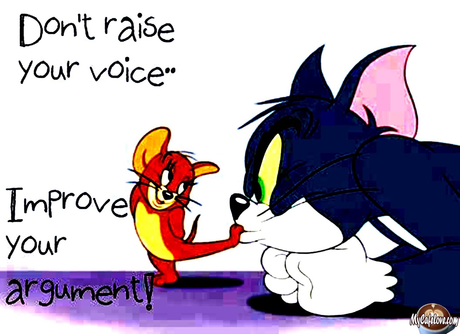 Tom And Jerry Relationship Quotes Free Love Quotes