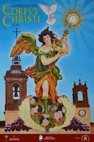 Fiesta del Corpus Christi 2016 - La Puebla del Río