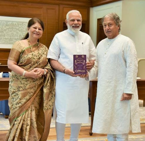 Ustad Amjad Ali Khan's New Book 'Master on Masters'