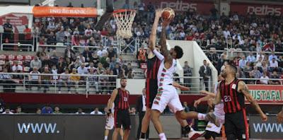 Pınar Karşıyaka - Eskişehir Basket