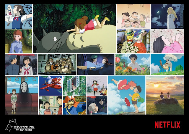 21 Studio Ghibli Cartoon on Netflix App