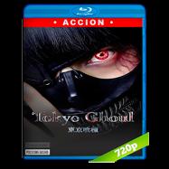 Tokyo Ghoul (2017) BRRip 720p Audio Latino-Japones