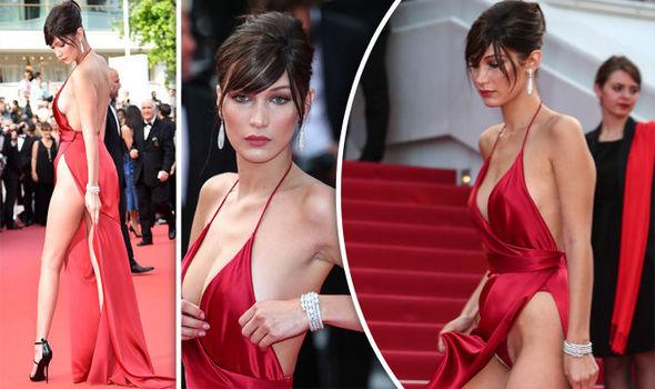 Bella Hadid Fotos Em Cannes Tudo Sobre Seu Filme