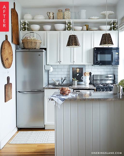 reforma cozinha pequena