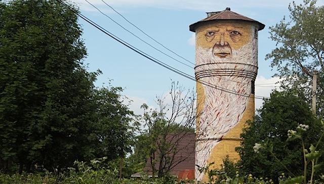 Художник граффити из России, Никита Nomerz 9