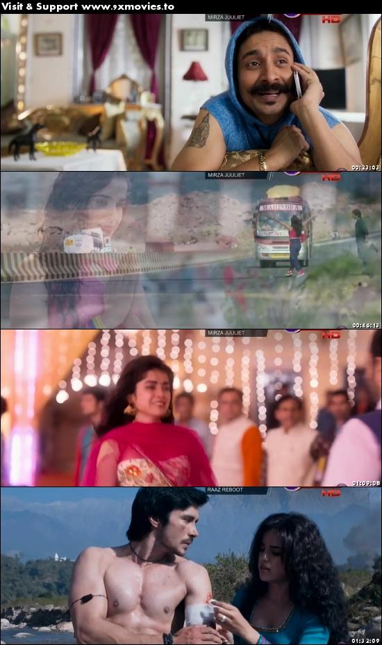 Mirza Juuliet 2017 Hindi 720p DTHRip 800mb