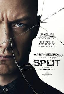 Sinopsis Split (2017)