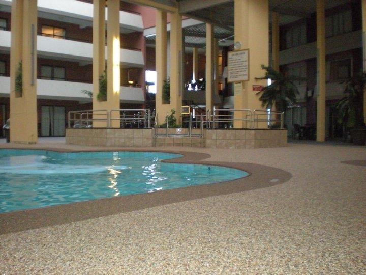 Pool Remodeling Exposed Aggregate Pool Deck Coatings