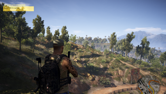 Game Ghost Recon Wildlands Free Download for PC Full Version