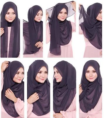 Hijab Pashima