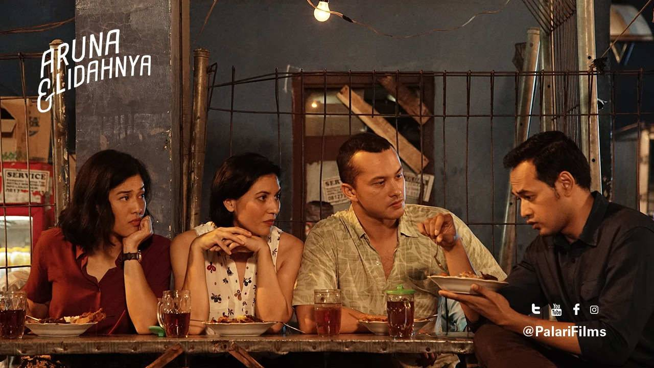 Makanan Khas Daerah di Film Aruna dan Lidahnya (cosmopolitan.co.id)