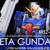 Custom Build: MG 1/100 Zeta Gundam Ver. 2.0